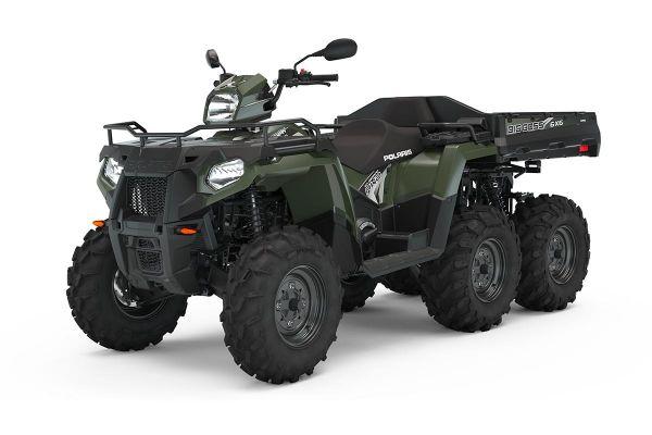 Utility-Vehicle POLARIS SPORTSMAN 6x6 570 EPS