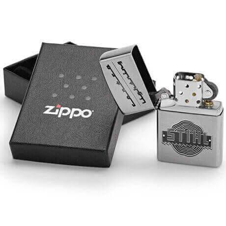 Feürzeug STIHL Zippo