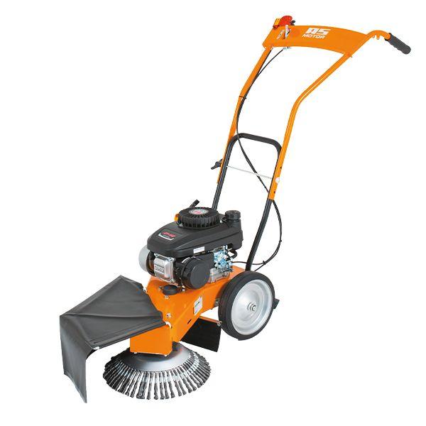 Wildkrautbürste AS-MOTOR AS 30 WeedHex (ohne Bürste)