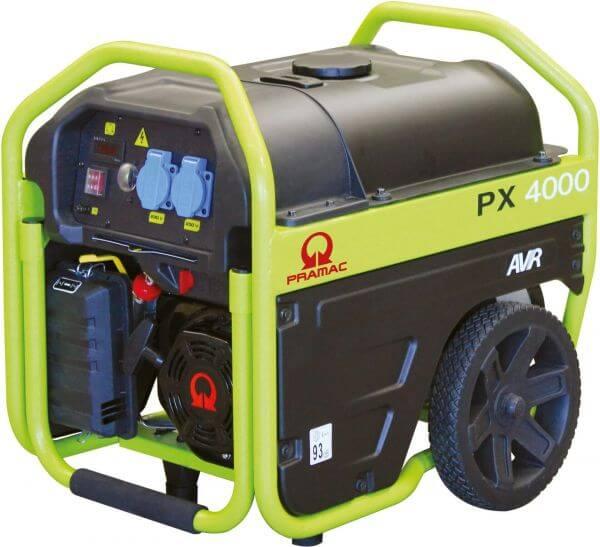 Stromerzeuger PRAMAC PX 4000