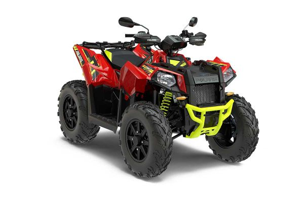ATV POLARIS Scrambler XP 1000