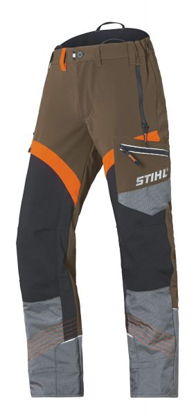 Bund-/Kletterhose STIHL Advance X-CLIMB, vorne
