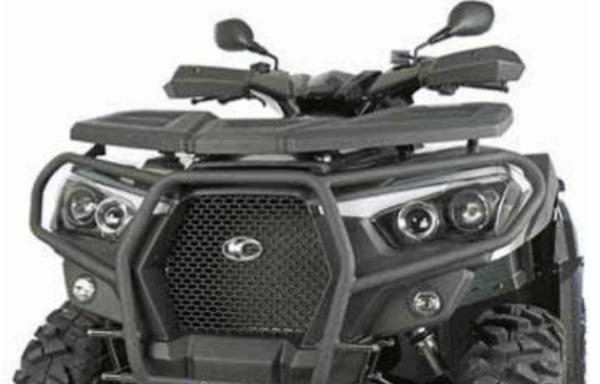 Scheinwerferschutz vorne KYMCO für MXU 550i T LOF und MXU 700i T LOF