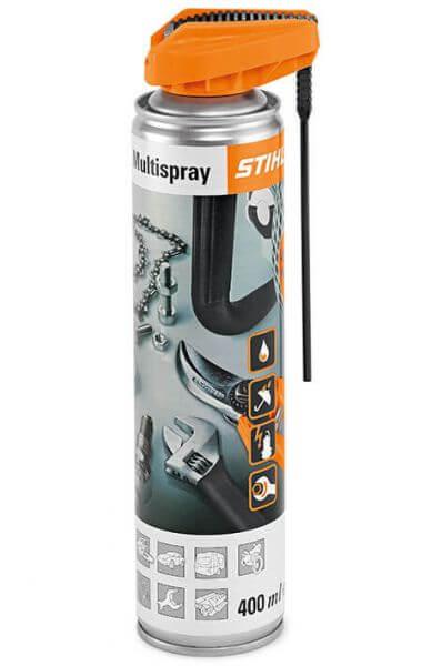 Multispray STIHL -Schmutzlöser und Kriechöl
