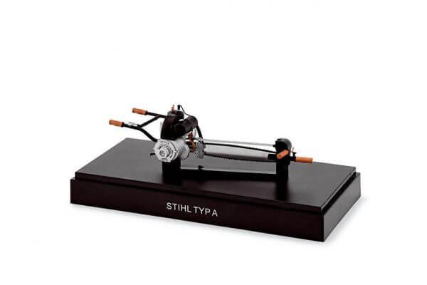 Kettensägen-Modell STIHL Typ A 1:12