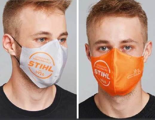 Gesichtsmaske STIHL 2er Set