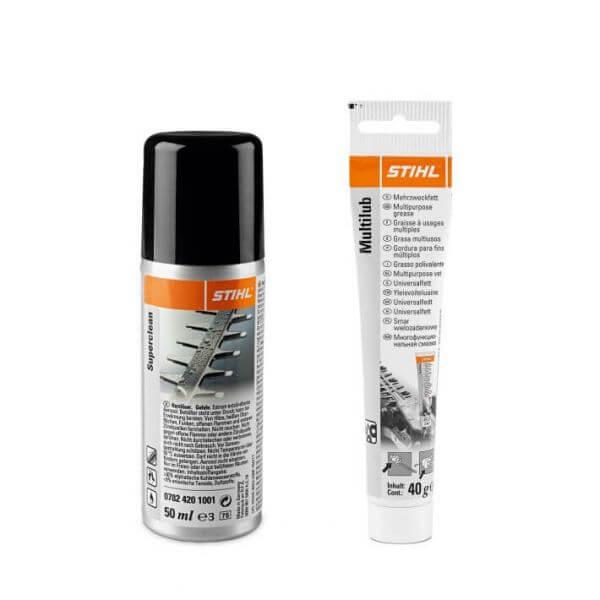 Care & Clean Kit HS STIHL für Heckenscheren und Heckenschneider