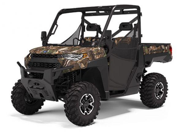 Utility-Vehicle POLARIS RANGER XP 1000 EPS 'Hunter Edition'