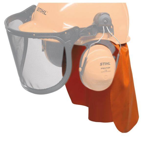 Nackenregenschutz STIHL Innenbefestigung - Für Standard, Special, Expert und Extrem