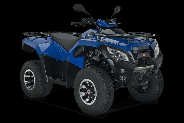 ATV KYMCO MXU 300 R Onroad LOF