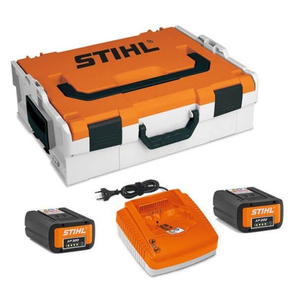 Akku STIHL Performance Box mit AP 300, AP 200 und AL 300