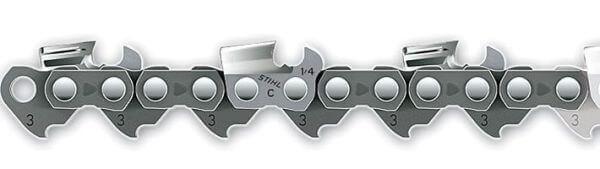 """Sägekette STIHL 3/8"""", 1,6mm, Halbmeißel, Rapid Micro (RM) 37 cm"""