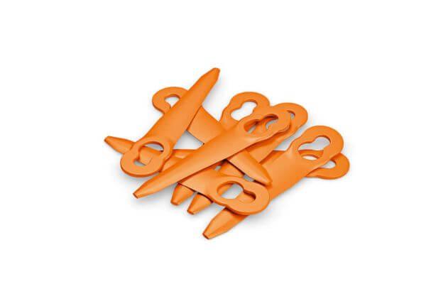 Satz Kunststoffmesser STIHL PolyCut 2-2, 3-2