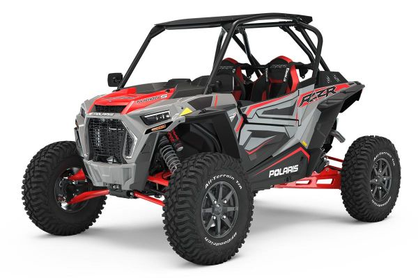Side-by-Side-Vehicle POLARIS RZR XP TURBO S