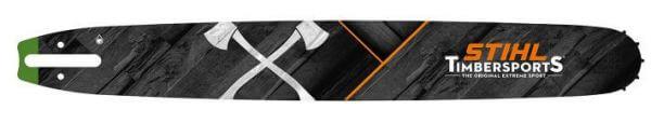 Führungsschiene STIHL 3/8P, 1,3mm, Rollomatic E im limitiertem STIHL Timpersports Design
