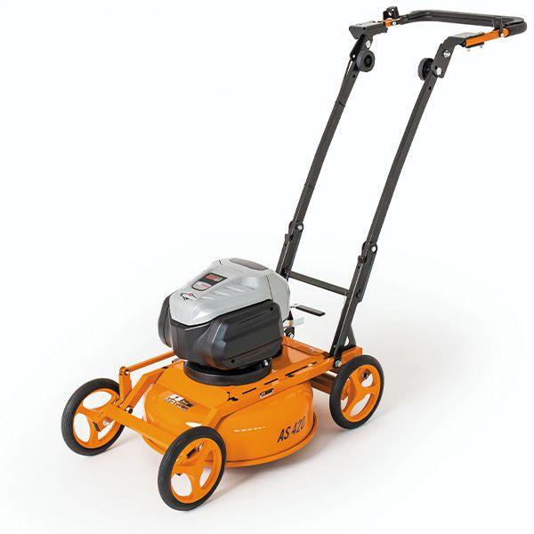 Mulch-Mäher AS-MOTOR AS 420 E-ProClip