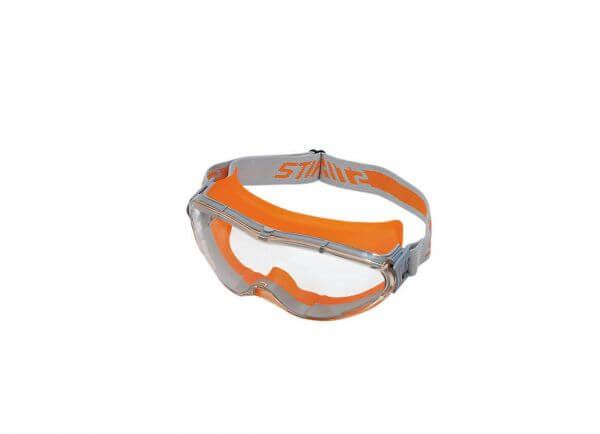 Vollsichtbrille STIHL Ultrasonic klar