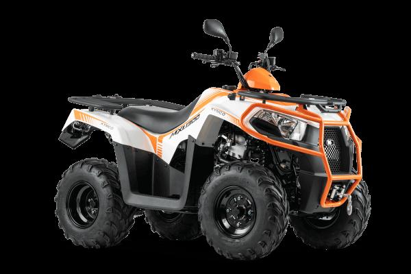 ATV KYMCO MXU 300i T Offroad LOF