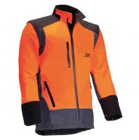 Stretchjacke PSS X-treme Vario(orange/grau)