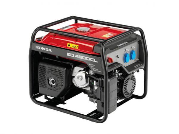 Stromerzeuger HONDA EG 4500CL, vorne