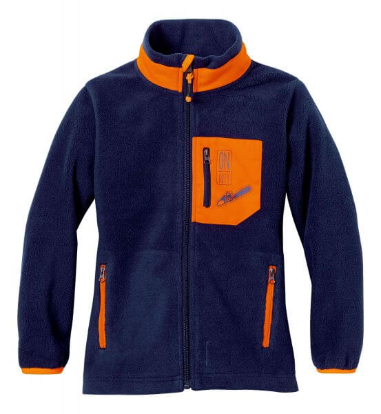 Kinder Fleecejacke STIHL