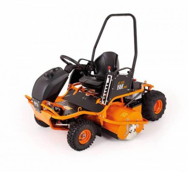 Aufsitz-Schlegelmäher AS-Motor AS 1020 YAK 2WD