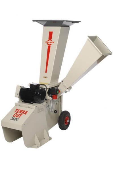 Elektro-Häcksler Cramer Terra Cut 2200