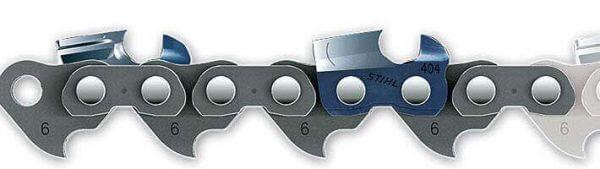 Sägekette STIHL .404, 1,6mm, Vollmeißel, Rapid Super (RS) 63 cm