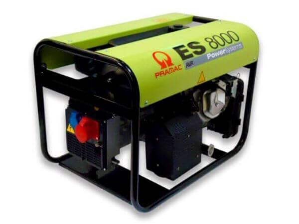 Stromerzeuger PRAMAC ES 8000 400V