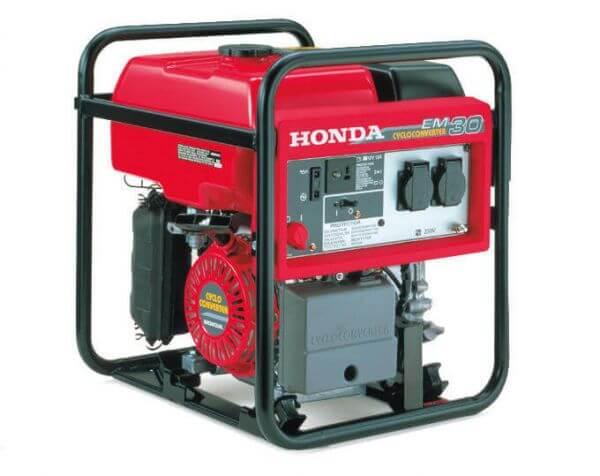 Stromerzeuger HONDA EM 30