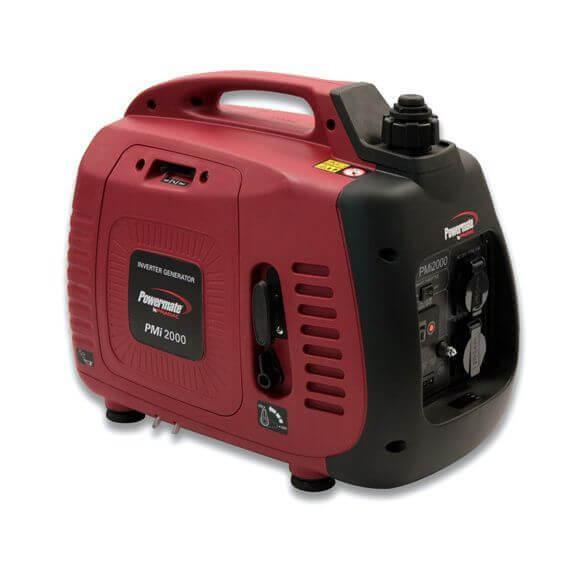 Stromerzeuger PRAMAC Powermate PMi 2000