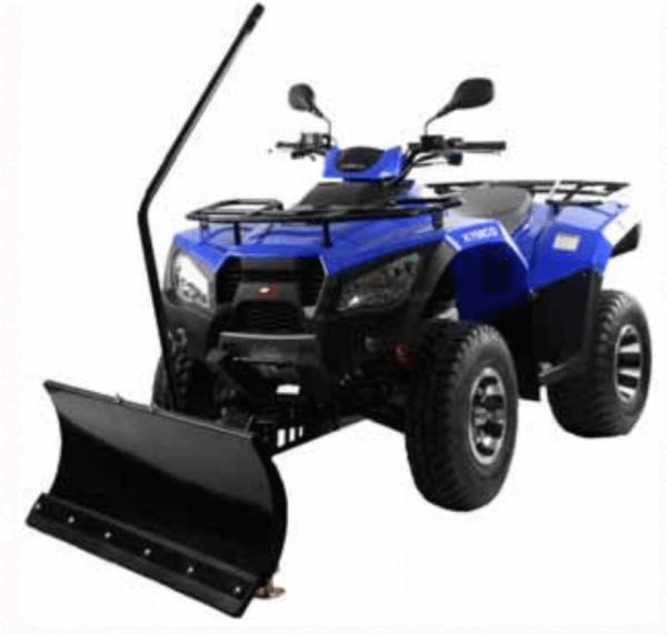 Schneeräumschild KYMCO für MXU 250 und Maxxer 300