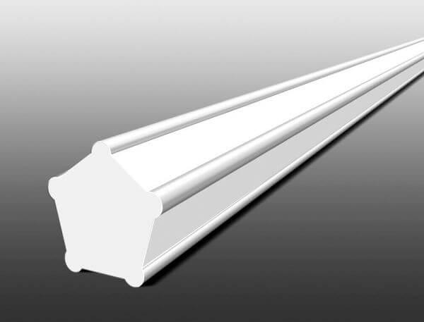 Mähfaden STIHL 5-eckig 2,7mm rot 77 m