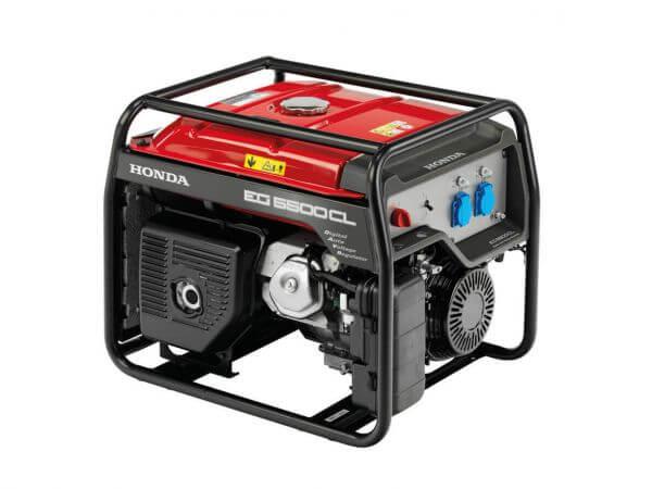 Stromerzeuger HONDA EG 5500CL, vorne