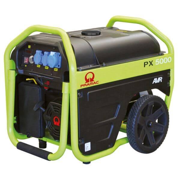 Stromerzeuger PRAMAC PX 5000