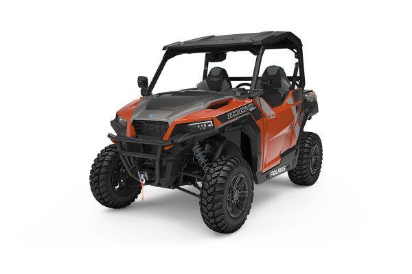 Utility-Vehicle POLARIS GENERAL 1000 EPS Deluxe