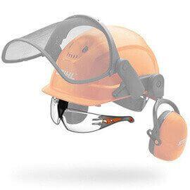 Integrierte Schutzbrille STIHL Für Helmsets ADVANCE Vent und ADVANCE X Vent