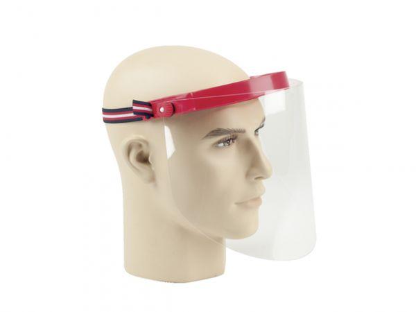 Gesichtsschutz / Spritzschutz, Visier, Klarsichtscheibe DIN 166