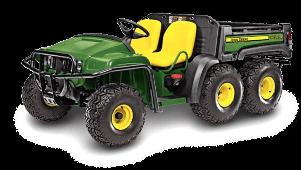 Gator Transport- und Nutzfahrzeuge John Deere TH 6x4