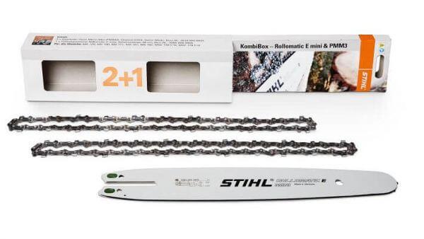 Sägeketten-Schienen Set STIHL 3/8P, 1,1 mm, Picco Micro Mini 3, 30 cm