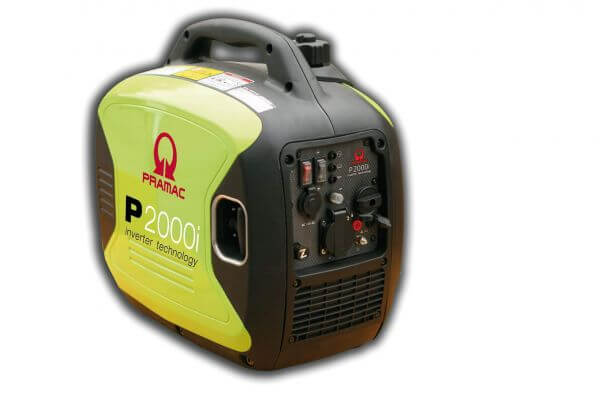 Stromerzeuger PRAMAC Inverter P 2000i