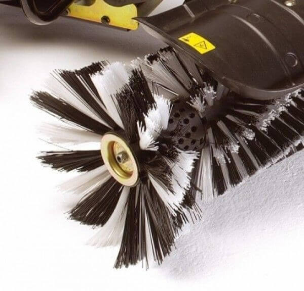 Rinnenbürste für Tielbürger Kehrmaschinen
