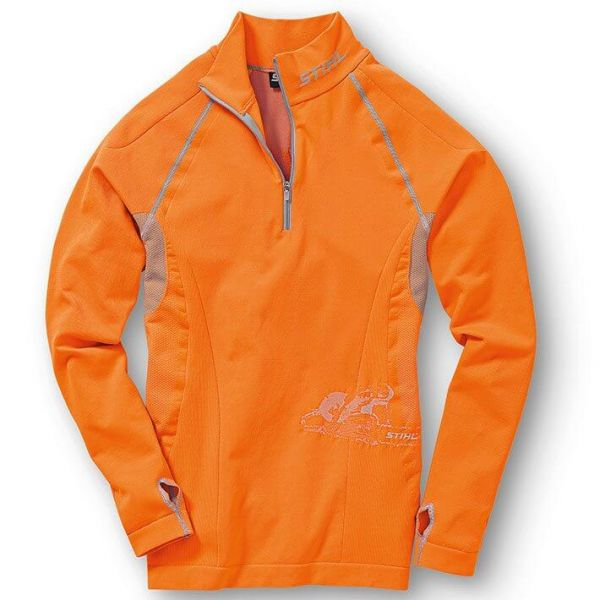 Funktionsshirt STIHL ADVANCE langarm warnorange