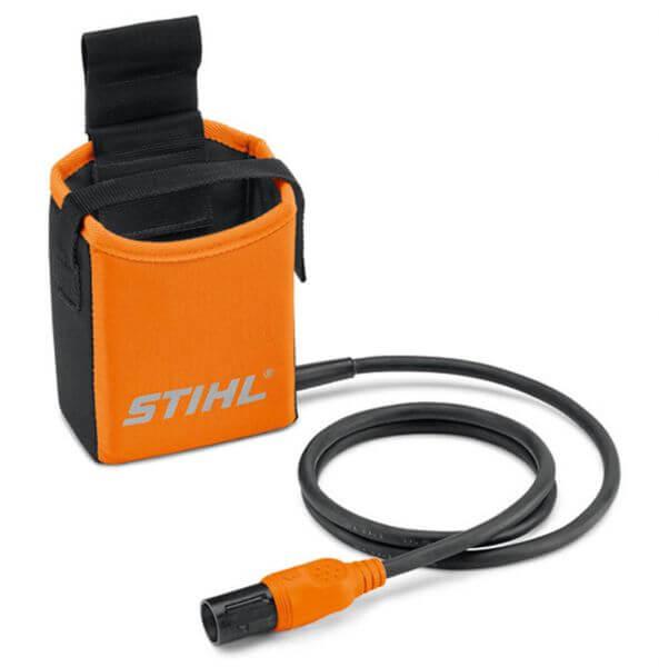 Gürteltasche STIHL AP mit Anschlussleitung