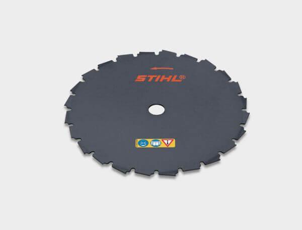 Kreissägeblatt STIHL Meißelzahn - 225mm (24 Zähne)
