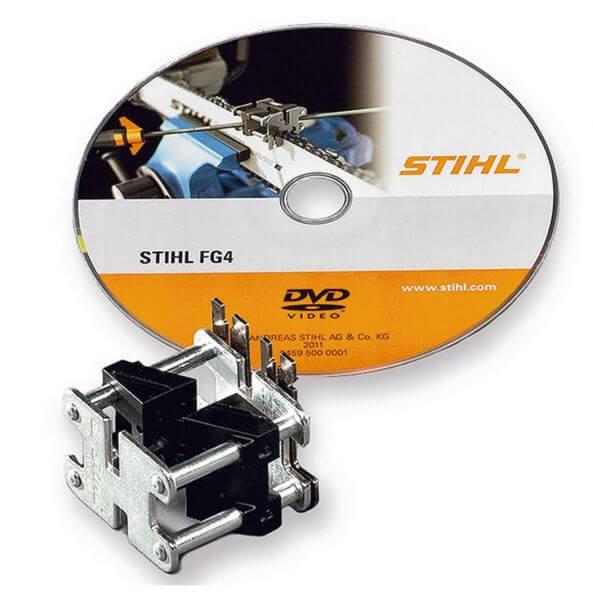 Rollenfeilgeräte STIHL FG 4 - für 3/8 P Mini Ø 4,0 mm
